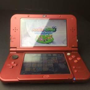 New Nintendo 3ds LL(Modded)