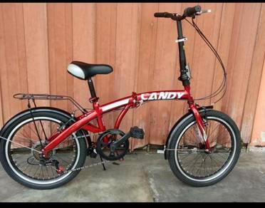 20inch folding bike 0709
