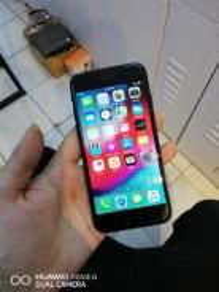 7 128GB IPhone J. Black