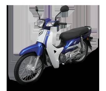 HONDA EX5 110 Injection PROMOSI HUJUNG TAHUN