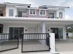Double storey freehold 24 hour security