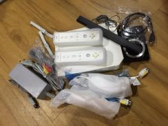 Nintendo wii 120gb full games full set
