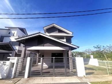 Last 2 Unit!Tanjung Lumpur 2 Storey Zero-Lot Semi-D For Sale