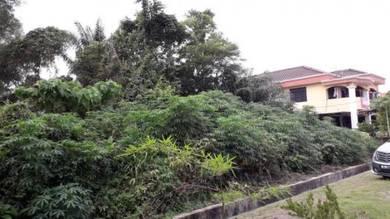 Tanah Corner lot Bungalow, 5,457 sqft Pengkalan Pegoh Seberang, Ipoh