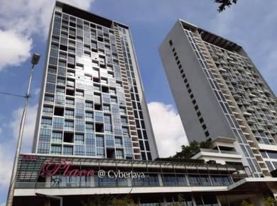 The place, 2 bedroom fully furnished, Cyberjaya, Lim Kok Weng, 550sqft