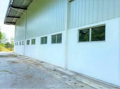 Shah Alam, Spacious Detached Factory for SALE