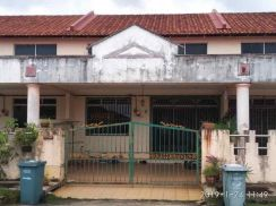 Terrace House in Taman PSJ, Perumahan Sungai Karang Damai, Kuantan
