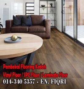 Lantai kayu spc. tile vinyl, Lantai kayu laminated
