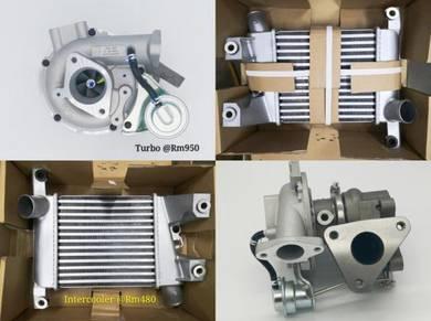 Nissan Frontier Turbo Nissan Frontier Intercooler