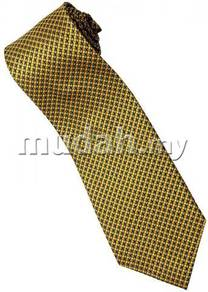 G0O6 Gold COLOUR Top Quality Solid Formal Neck Tie