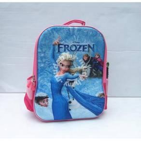 Style Charming FROZEN School Bag 3D 060301