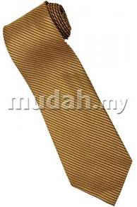 GO3 Gold Top Quality Solid Formal Neck Tie
