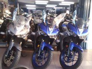 Yamaha r25 new 2018