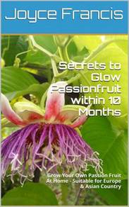 Secrets to Glow Passionfruit with 10 Months