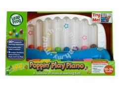 Brand New Leapfrog Leap Frog Poppin' Play Piano