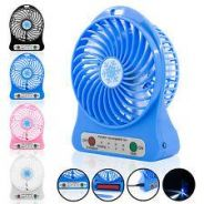 Portable Rechargeable 3speed Mini Fan Kipas Mini G