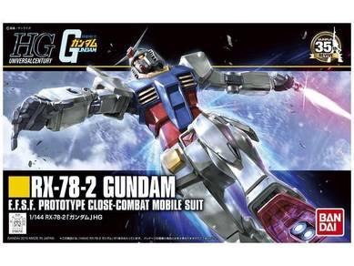 Bandai 1/144 HGUC Revive RX-78-2 Gundam