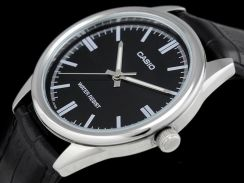 Watch - Casio Men Leather MTPV005L-1 - ORIGINAL