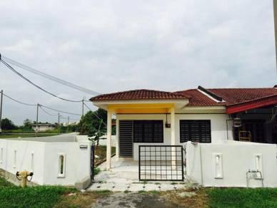Nice n BIG CORNER 1 sty house, Taman Siputeh Mas, Siputeh