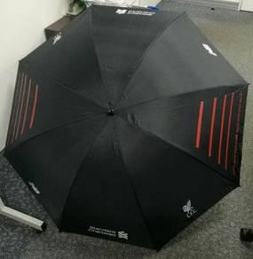 Liverpool Black Edition - Golf Umbrella