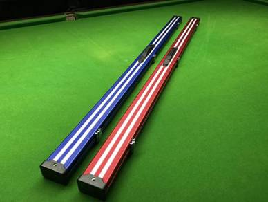 New 1piece Professional Aluminium Snooker Cue Case
