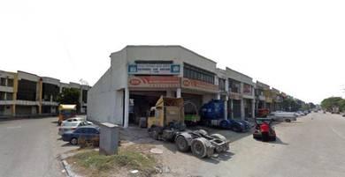 1.5 Storey Light Industry WAREHOUSE at PORT KLANG FOR SALE