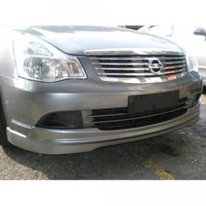 Nissan sylphy oem bodykit with spoiler and paint