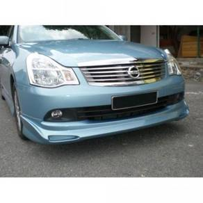 Nissan sylphy impul bodykit with spoiler and paint