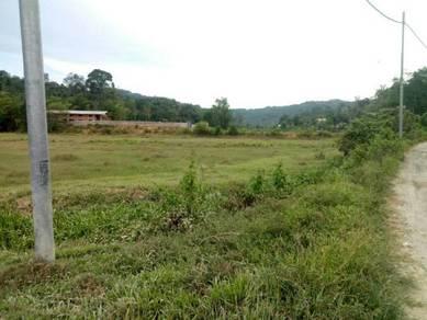 Inobong Land roadside