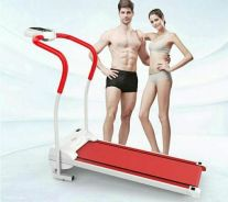Motorized Folding Treadmill Running Machine Mini
