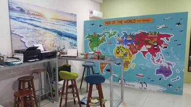Fully furnished Officein Mount Austin johor bahru