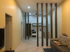 Partially Furnished Single Storey Terrace Intermed