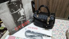 Original GUESS HandBag Black Colour