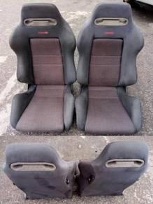 Seat bucket recaro sr3 tomcat grey good condition