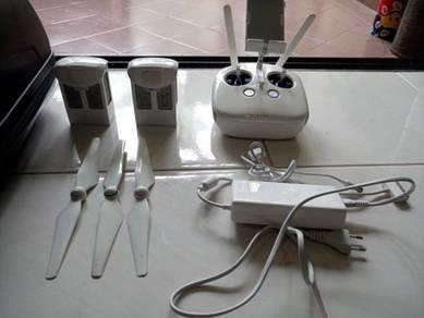 Phantom 4 Kit without drone