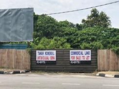COMMERCIAL LAND FOR SALE,IPD Head Quarter Opposite,Main Road