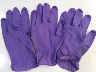 Second Grade Latex Gloves