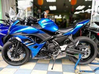 Kawasaki ninja 650 Standard