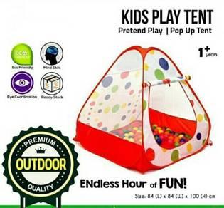 Khemah Budak Kid Play Pop Up Tent (99)