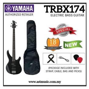 Yamaha TRBX174 trbx174 Electric Bass Guitar