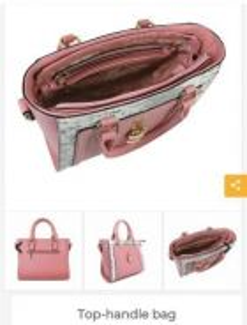 Carlorino Handbag (pre loved)