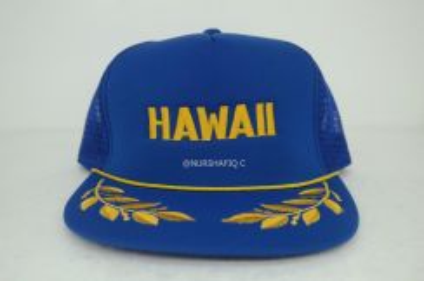 Vintage snapback cap (hawaii)