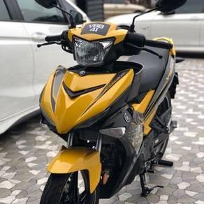 2018 Yamaha Y15ZR 2 Digit Plate