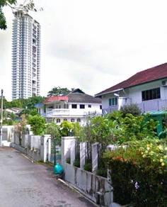 JALAN PELATA Tanjung bunga hillside Double storey semi detach