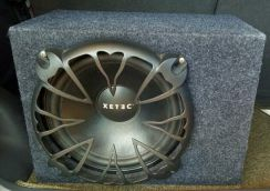 XETEC SUBWOOFER 12