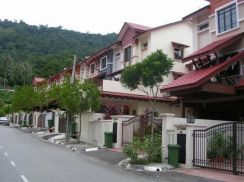 Sunway bukit gambier, 2.5-sty Terraced House, Gambier Height, Gelugor