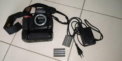 Nikon D700 preloved
