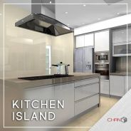 Build in Kitchen Cabinet - direct from factory