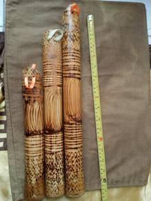 Bamboo coin insert