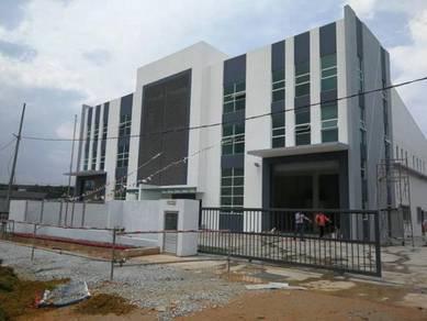 Rawang kundang factory